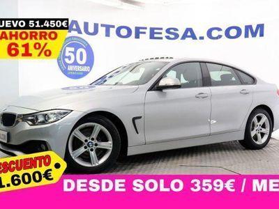 usado BMW 430 Gran Coupé F36 Gran Coupé dA 258cv 5p Auto # TECHO ELE,NAVY,