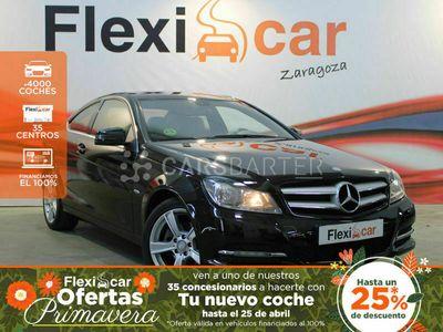 usado Mercedes C220 C 220CDI Blue Efficiency Coupé 2p