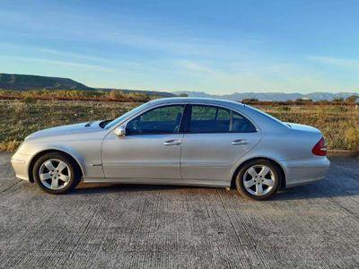 usado Mercedes E270 CDI Avantgarde