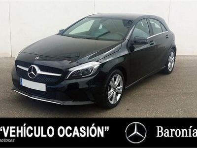 second-hand Mercedes A180 Clase A