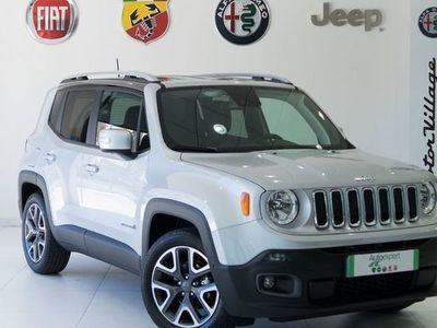 usado Jeep Renegade 1.6 Mjet Limited 4x2 E6