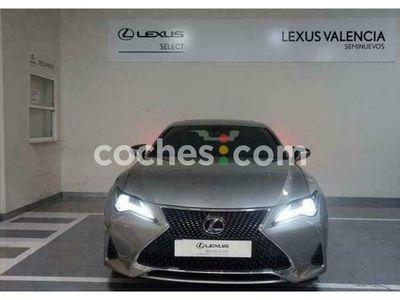 usado Lexus RC F RcExecutive Aut. 463 cv en Valencia