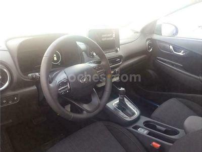 usado Hyundai Kona Hev 1.6 Gdi Dt Maxx 141 cv en Valencia