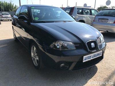 usado Seat Ibiza 1.4 16v sport 100 gasolina