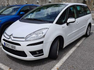 usado Citroën Grand C4 Picasso 1.6HDI First 5pl.