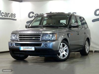 used Land Rover Range Rover Sport 2.7 TD V6