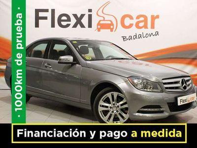 usado Mercedes C220 Clase CCDI Blue Efficiency Av, Segunda Mano, Barcelona