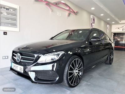 usado Mercedes C250 Clase Cd 4MATIC AMG Line Estate