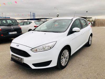 usado Ford Focus 1.5TDCi Trend 95-KmCertificados-ComoNuevo-UnicoPro