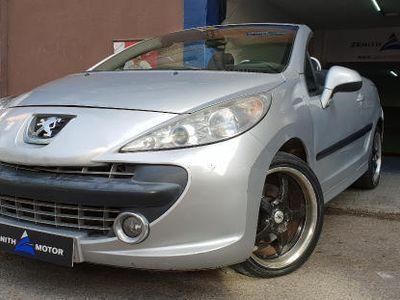 brugt Peugeot 207 CC 1.6 VTi