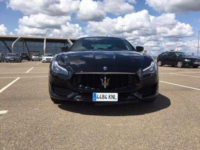 usado Maserati GranSport Quattroporte SQ4 Aut. 430