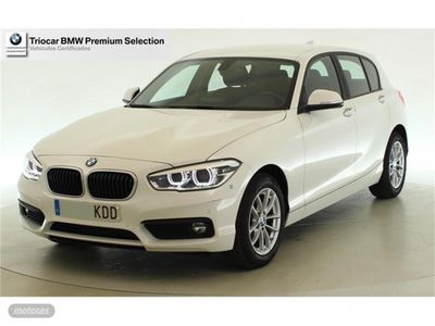 gebraucht BMW 116 116 d 85 kW (116 CV)