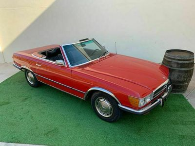 usado Mercedes SL450 (R 107) 1972