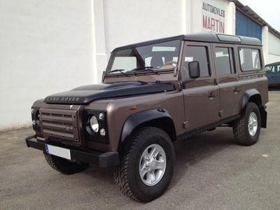 brugt Land Rover Defender 110 SW E