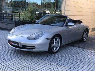 usado Porsche 911 Carrera 4 Cabriolet 996