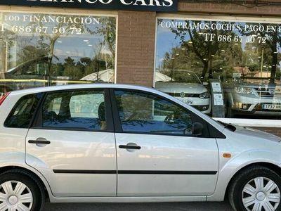 usado Ford Fiesta 1.4 Trend Durashift EST