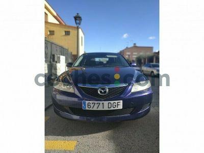 usado Mazda 6 2.0crtd 16v Active 143 cv en Toledo