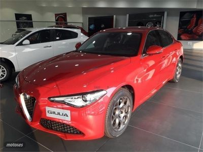 usado Alfa Romeo Giulia 2.0 Gasolina 147kW 200CV Executive AT