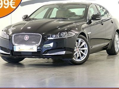usado Jaguar XF 2.2 Diésel Premium Luxury 147 kW (200 CV)
