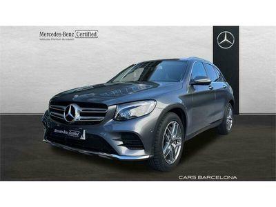 usado Mercedes 350 d 4MATIC AMG LINE