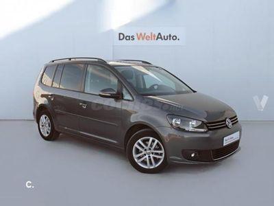 usado VW Touran 1.6 Tdi 105cv Advance 5p. -14