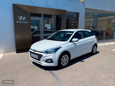 usado Hyundai i20 1.0 TGDI 74kW 100CV Essence LE