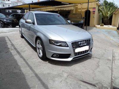usado Audi S4 S4S-Tronic*asientos bicolor*