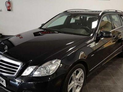 usado Mercedes E220 ClaseBE Avantgarde Aut.