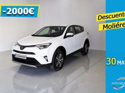 used Toyota RAV4 150D Advance |Cámara Trasera|Asistencia Carril
