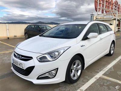 usado Hyundai i40 1.7 CRDI BlueDrive Tecno 100 kW (136 CV)