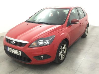 used Ford Focus 1.6TDCi Business