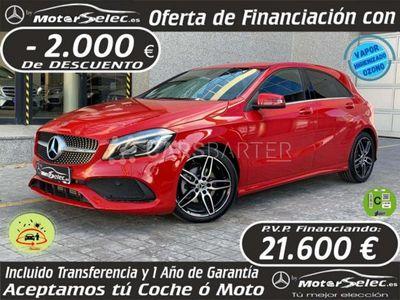 usado Mercedes A200 A 200d 7G-DCT 5p