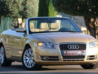 usado Audi A4 Cabriolet Cabrio 1.8 T 20V