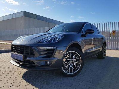 usado Porsche Macan S Diesel (neumáticos todo tiempo)