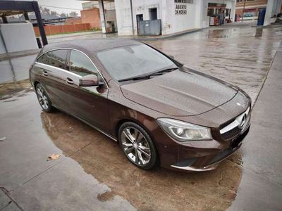 usado Mercedes CLA200 Shooting Brake d Urban