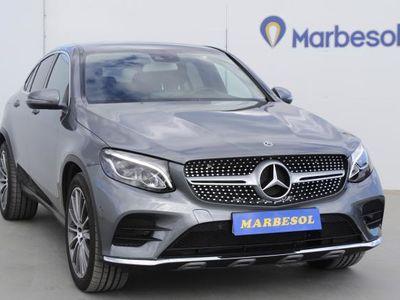 gebraucht Mercedes GLC220 d 4matic coupé business diesel