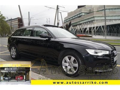usado Audi A6 Avant 2.0 TDI 177cv multitronic
