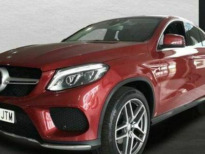 usado Mercedes 350 Clase GLE GLE-CLASS COUPE GLE-CLASSD 4 MATIC AMG LINE CP