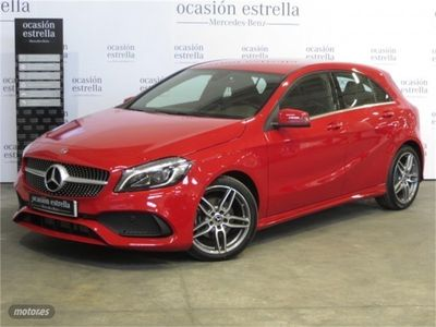 second-hand Mercedes A180 ClaseD AMG LINE
