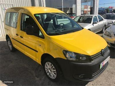 usado VW Caddy Kombi PRO 2.0 TDI 4MOTION 110CV