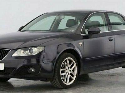 usado Seat Exeo 2.0 TDI CR 143 CV Sport Ecomotive