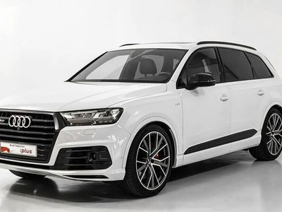 usado Audi SQ7 4.0 TDI quattro 320(435) kW(CV) tiptronic