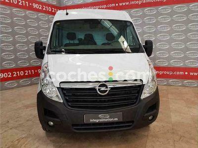 usado Opel Movano Fg. 2.3cdti 125 L1h2 3500 E5+ 125 cv