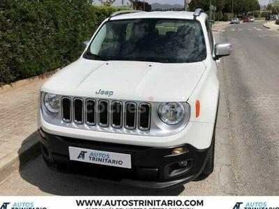 usado Jeep Renegade 1.6mjt Limited 4x2 88kw 120 cv en Valencia