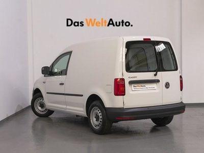 usado VW Caddy Furgón 2.0TDI 75kW