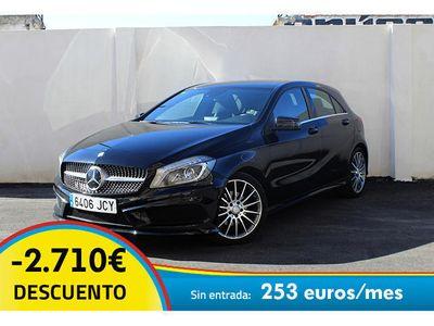 usado Mercedes A180 CDI AMG Line 80 kW (109 CV)