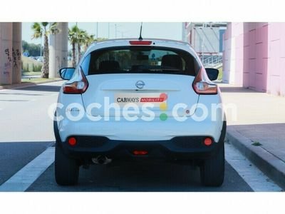 usado Nissan Juke 1.5dci N-connecta 4x2 110 cv en Barcelona