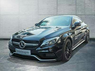 usado Mercedes C63 AMG AMG S Coupé *Panorámico*