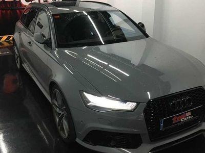 usado Audi A6 RS 6 Avant 4.0 TFSI quattro Tiptronic