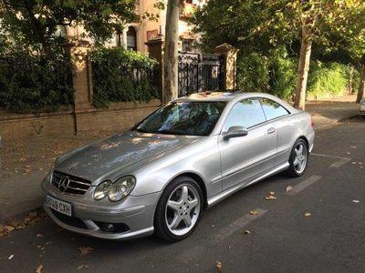 usado Mercedes CLK500 AMG